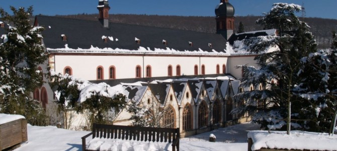 Mords-Winterspaß am Kloster Eberbach