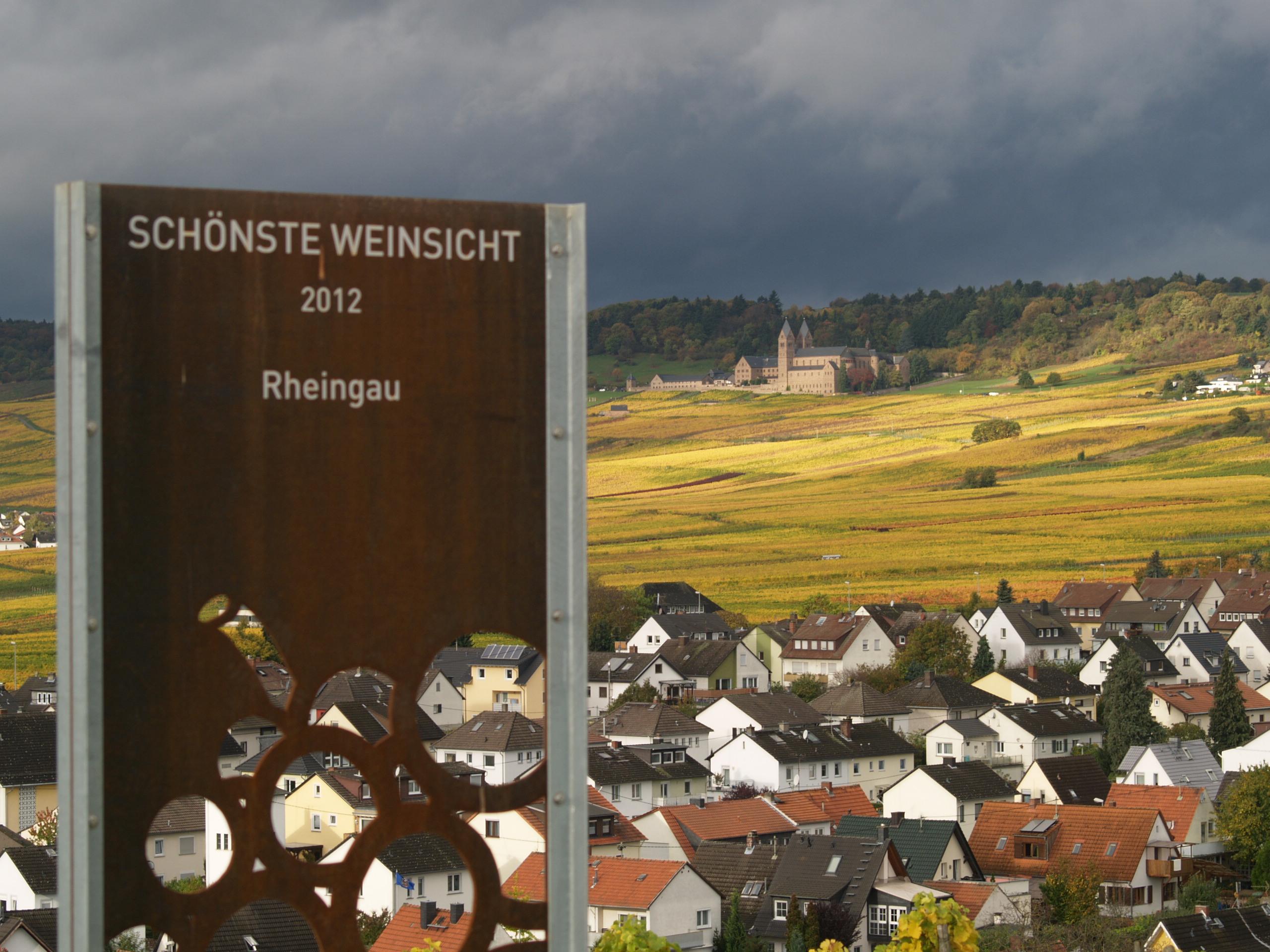 Mords-Wanderung Geisenheim